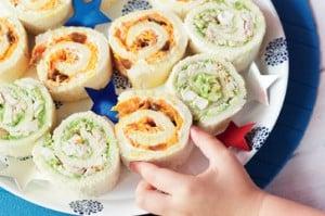 Rollitos de Sandwich