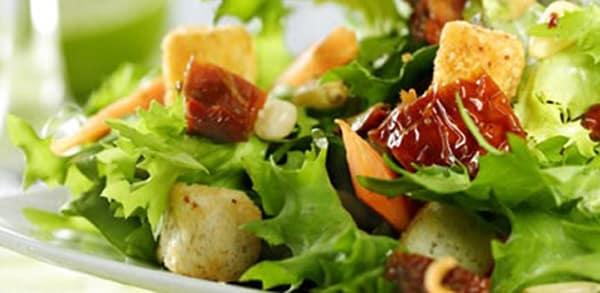 ensaladas verdes sencillas - photo #6