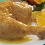 Pollo al Pisco