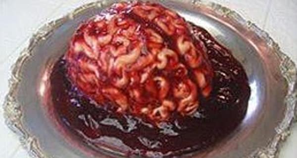 Missão Fácil especial de Halloween - Enfeites Tenebrosos Cerebro-sangriento