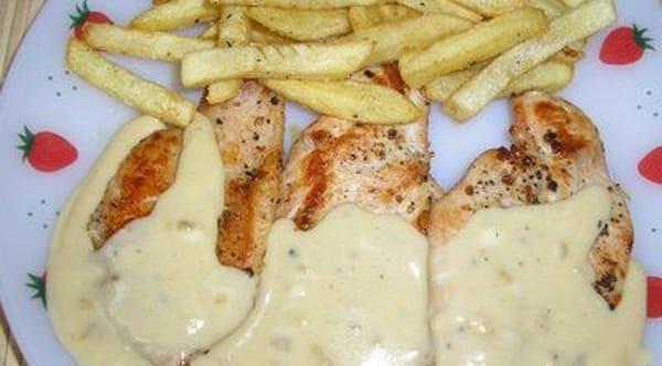 Recetas con pollo sencillas imagui - Salsas para pechuga de pollo ...