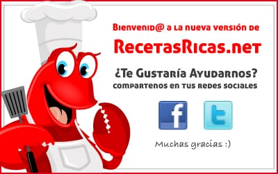 Comparte RecetasRicas.net