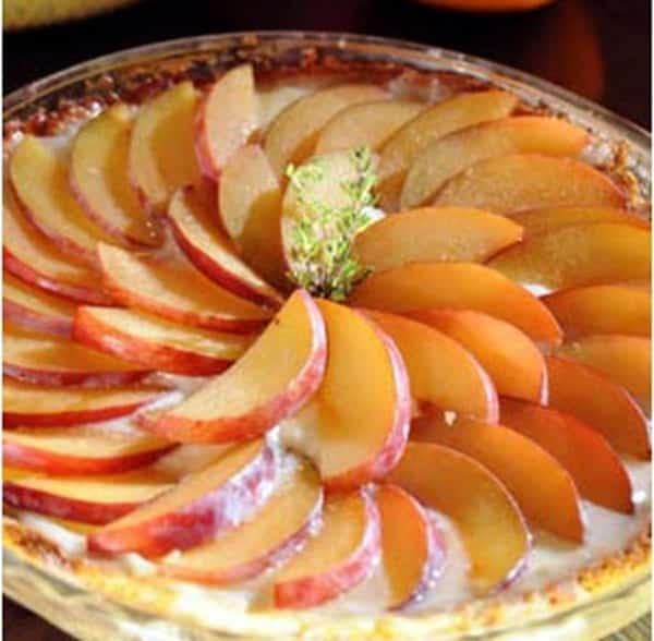 Pie de Manzana y Pera