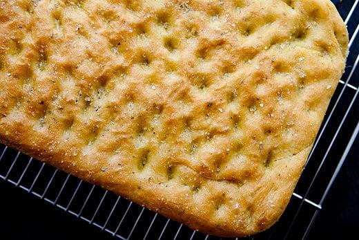 Focaccia (Pan italiano)