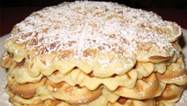 Gofres - Waffles