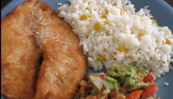 Filetes de pescado for Como cocinar pescado