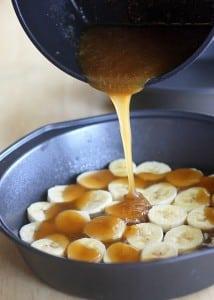 Volteado de Banana y Coco