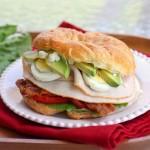 Sandwich de Croissants