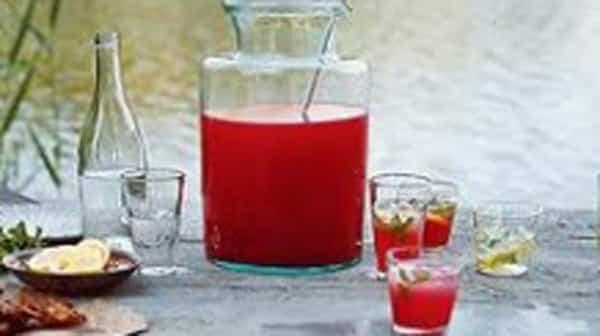 Limonada Roja