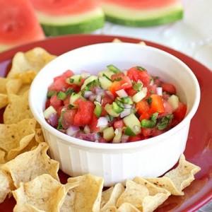Sandia salsa