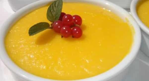 Crema de Naranjas