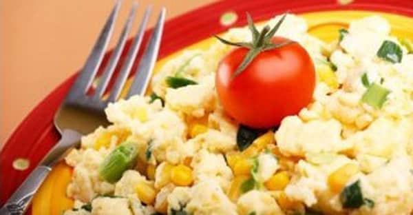 Huevos Revueltos con Nopales