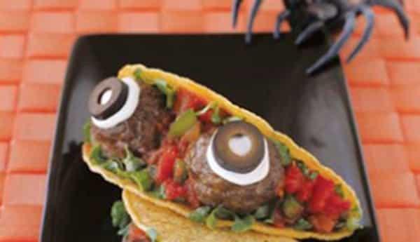 Halloween - Tacos Mirones