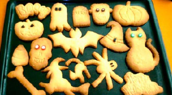 Halloween - Galletas para regalar