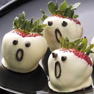 Fresas fantasmas