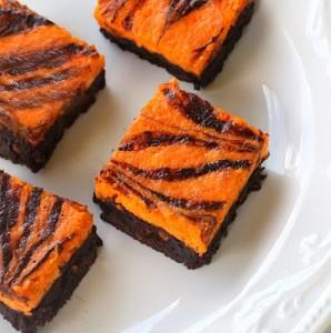 Brownies para Halloween