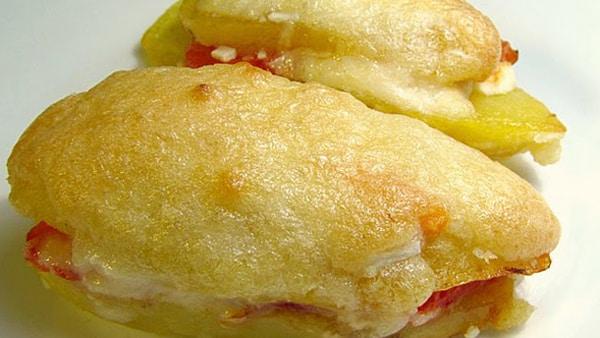 Patatas con Alioli