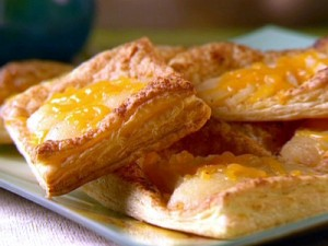 Tarta de Pera y queso
