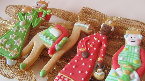 Galletas de Reyes