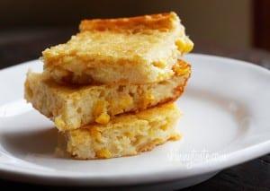 Tarta de maíz de cacerola