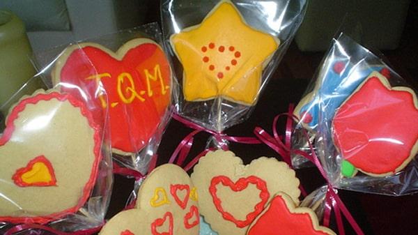 San Valentín - Galletas para Decorar