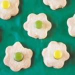 Galletas de Mantequilla de Flores