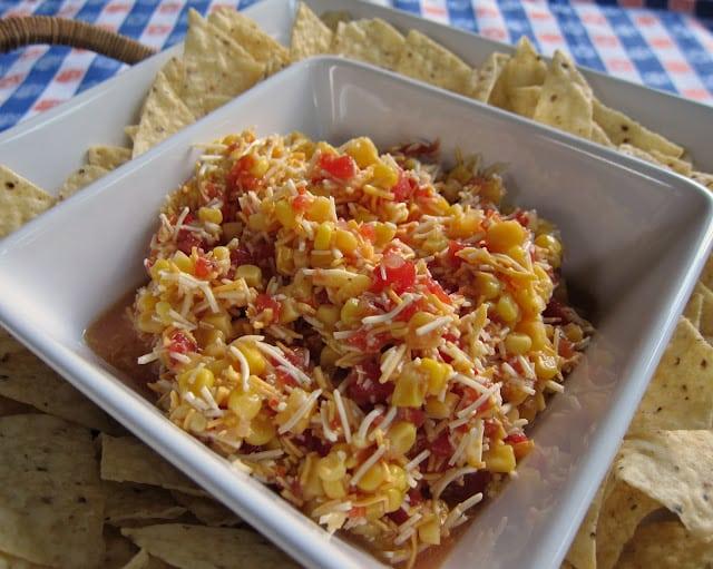 Salsa de maíz