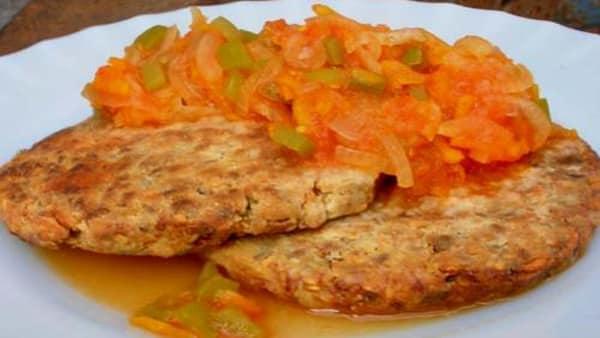 Bifes de Lomo a la Zanahoria