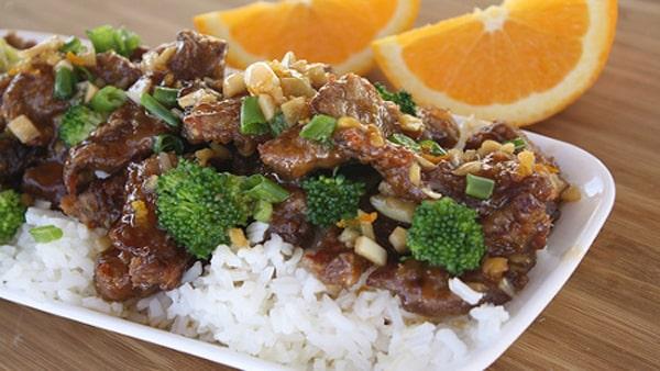 Carne a la naranja - Que cocinar con carne picada ...