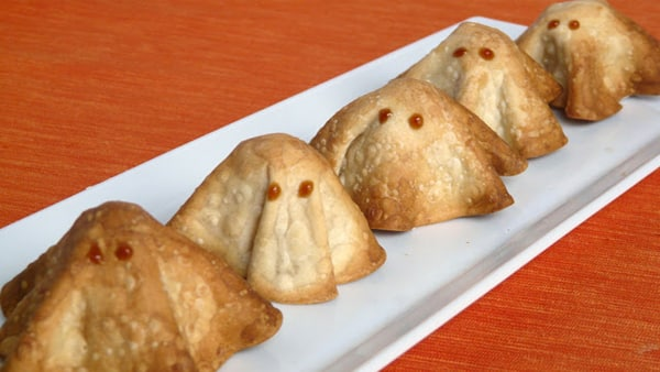 Halloween - Fantasmas de Empanadilla