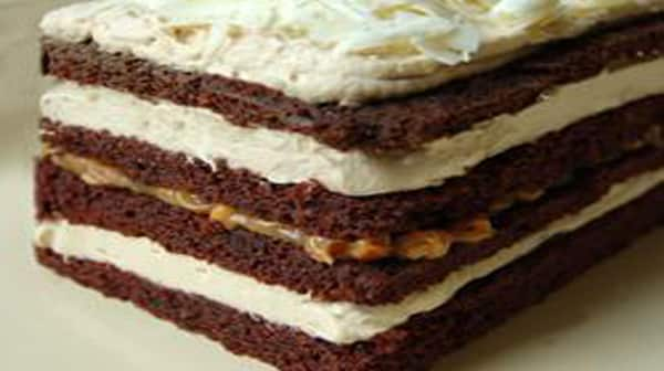 Torta de Chocolate en Capas