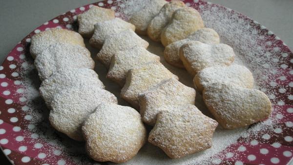 Navidad - Galletas de Mantequilla