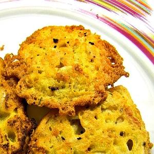 Tortitas con Camarones