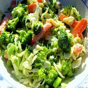 Ensalada de Brócoli y Pollo
