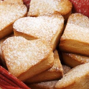 Galletitas para San Valentín