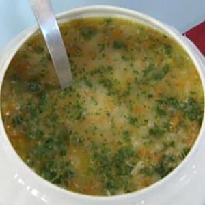 Sopa de Verduras de Petrona
