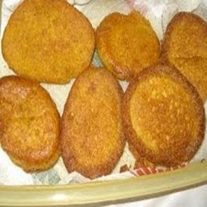 Tortas de Camarón
