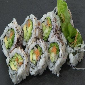 Maki Vegetariano