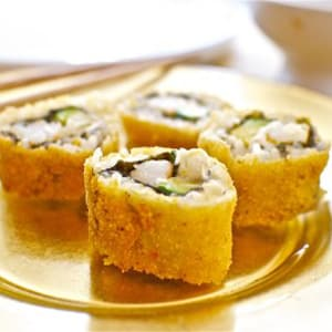 Sushi Maki Frito