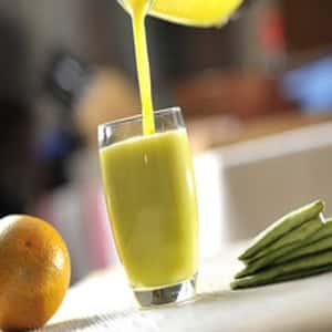 Jugo de Naranja con Nopal