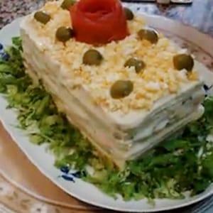 Tarta de Sándwich