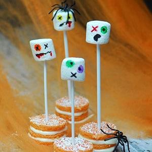 Pastelitos de Naranja para Halloween