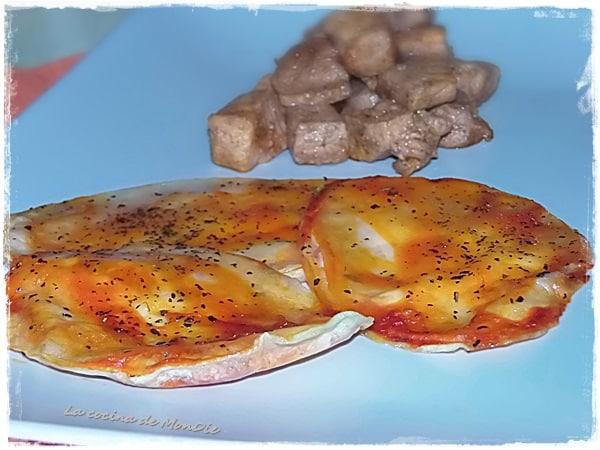 Patatas de guarnición