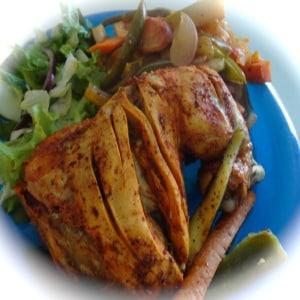 Pollo en Achiote Light
