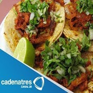 Tacos al Pastor Light