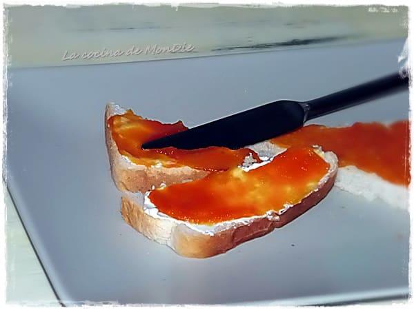Mermelada de papaya facil en el micro