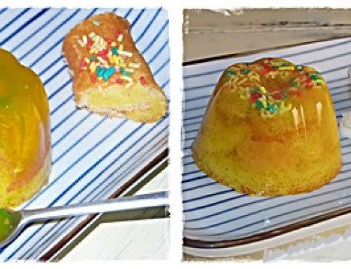 Postre fácil con gelatina