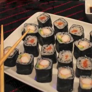 Sushi casero Fácil