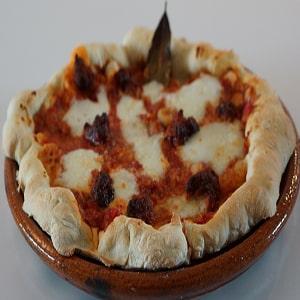 Pizza de Sobrasada