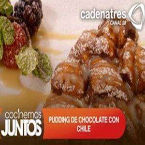 Pudding de Chocolate con Chile